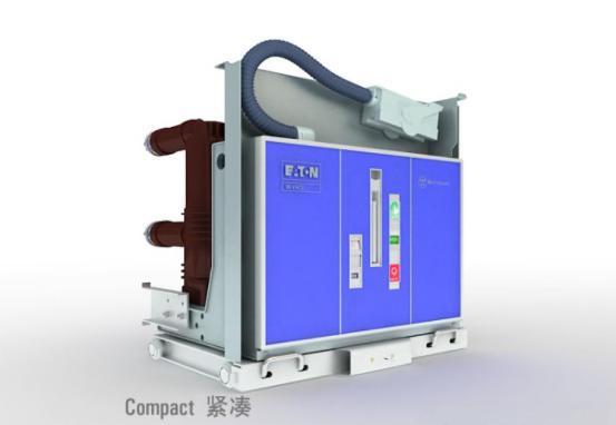 武汉3D工业机械产品动画制作:伊顿真空断路器