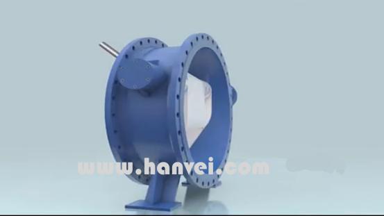 3D机械产品动画制作:兰高阀工作原理演示