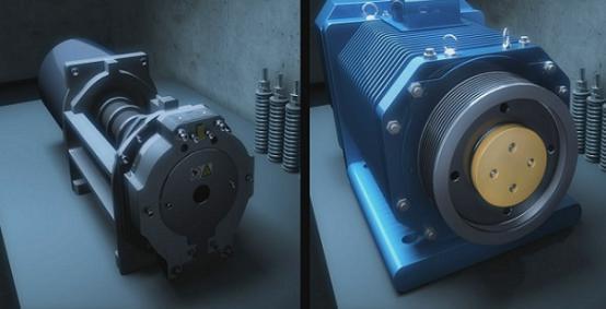 机械产品三维动画制作:电站闸阀工作原理演示