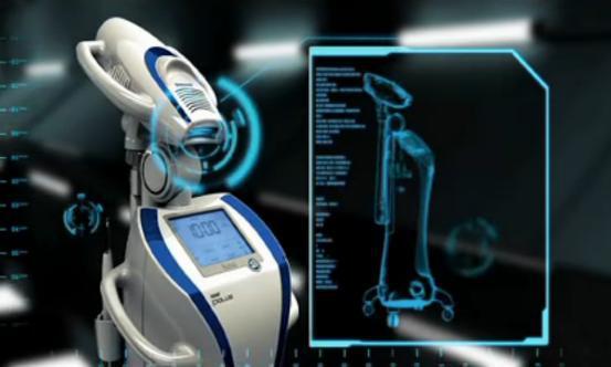 3D医学产品演示动画宣传片制作:冷光牙齿美白仪