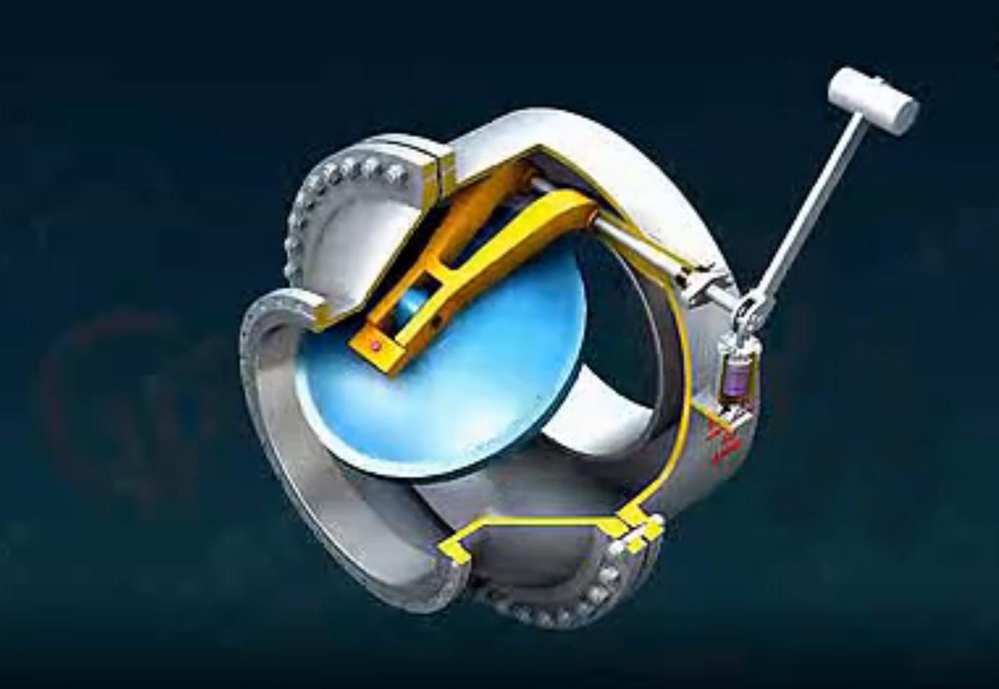 武汉产品动画制作:三维动画技术探秘止回阀奥秘 三维动画制作 第2张