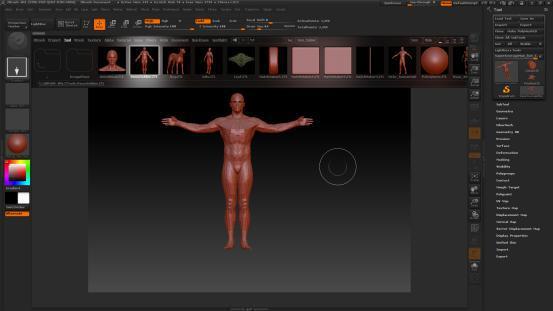 三维动画制作软件ZBrush分享