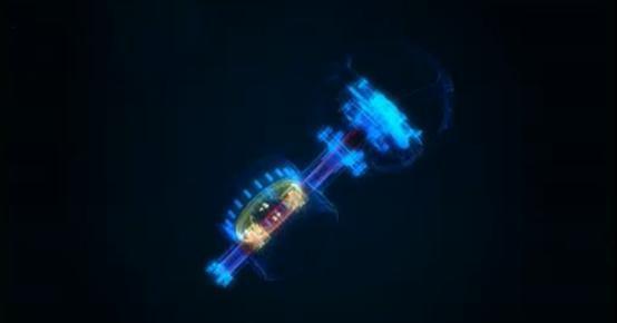 武汉产品动画制作:密封蝶阀 牵一发而动全身 三维动画制作 第2张