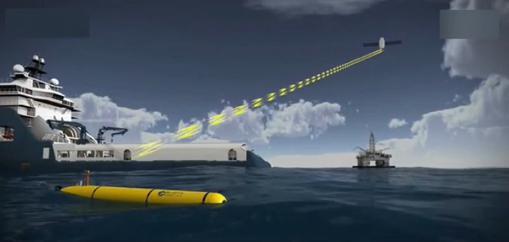 武汉产品动画制作:马航失联客机MH370水下探测器动画演示 三维动画制作